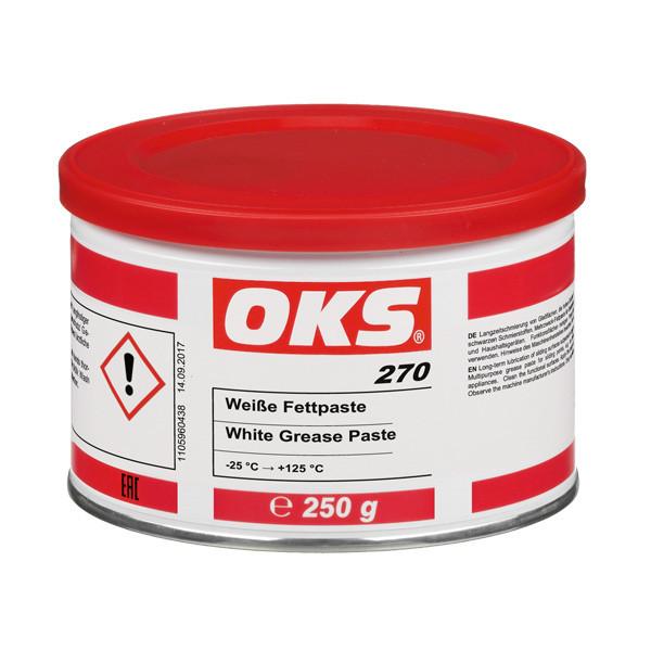 OKS 270 Weiße Fettpaste - 250 g Dose