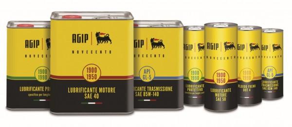 Agip Novecento 20W-50 - 1 Liter Dose