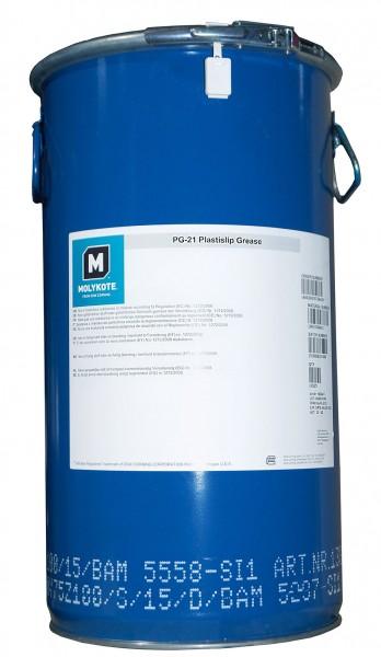 Molykote PG-21 im 25 kg/Eimer
