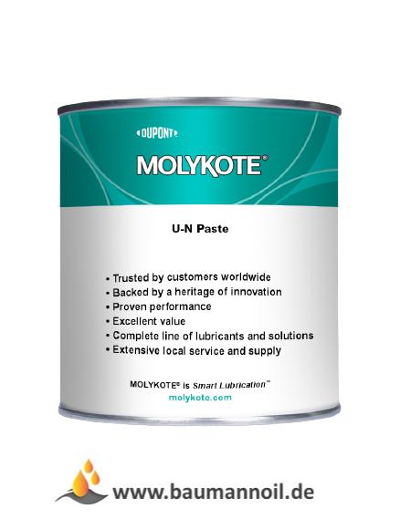 Molykote U-N PASTE - 1 kg Dose