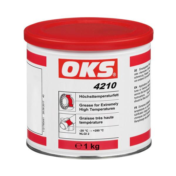 OKS 4210 - 1 kg Dose Höchsttemperaturfett