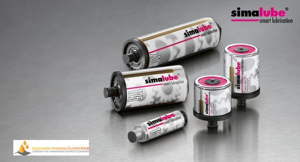 Simalube 15 ml mit Hochtemperaturfett - SL04 15
