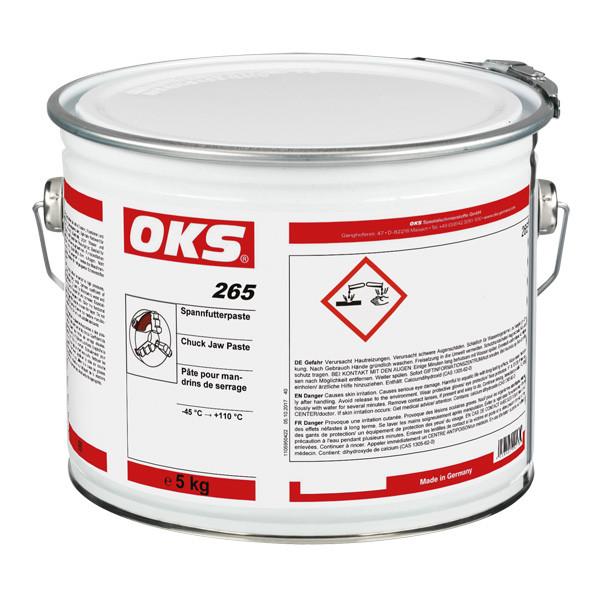 OKS 265 Spannfutterpaste 5 kg Hobbock