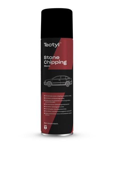 Tectyl Stone Chipping Black in 500 ml Dosen, VE 12 Stück