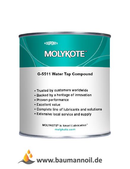 Molykote G-5511 - 1 kg Dose