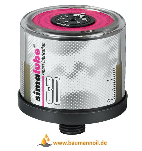 Simalube 30 ml mit Hochleistungsfett - SL25 30