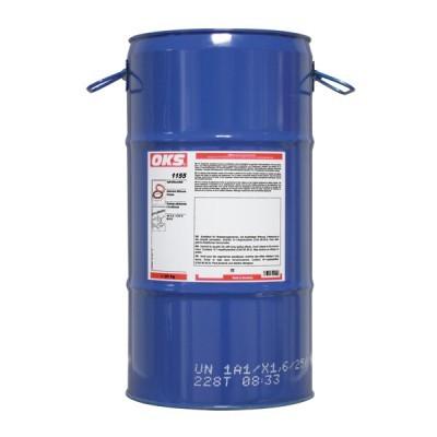 OKS 1155 - Haft-Silikonfett für Elastomere und Kunststoff 25 kg