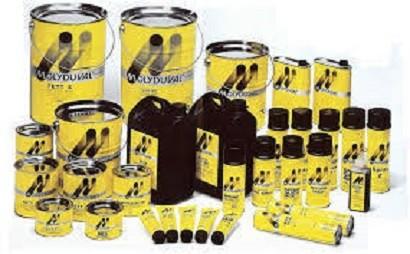 Molyduval Alessa WSE 30 C in 1 KG/DO Weichenschmierstoff mit Grafit