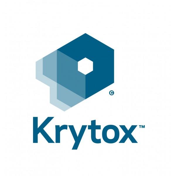 Krytox NRT 8906 in 0,5 KG/Dose Schmierstoff für reaktiven Gasservice