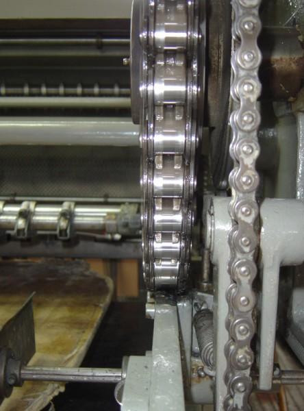 Molyduval Sekorex ET 264 L im 5 L/KA ehemalig: Molyduval Sekorex D 264