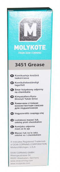 Molykote 3451 in 100 gr/Tube