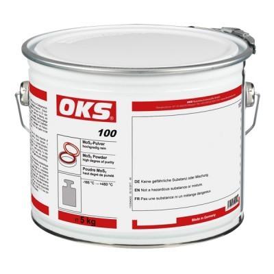 OKS 100 5 kg Hobbock MoS2-Pulver hochgradig rein
