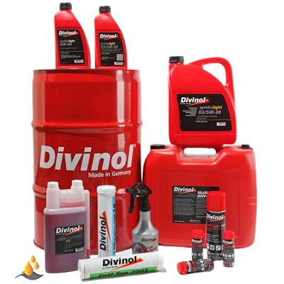 Divinol Lithogrease 000/150 - hohe Druckaufnahmefähigkeit - 25 kg
