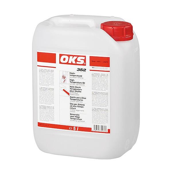 OKS 352 Hochtemperaturöl im 5 L/Kanister