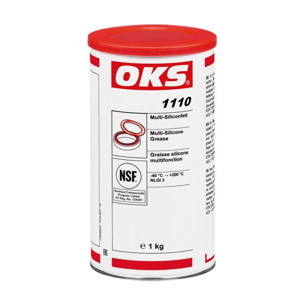 OKS 1110 Multi-Siliconfett 1 kg
