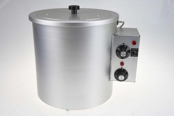 Schmelzofen Typ SEBA DPS 2,5 Inhalt : 2,5 Liter