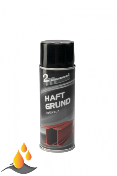 Maukner Haftgrund rotbraun Spray in 12 * 400 ml/Dose