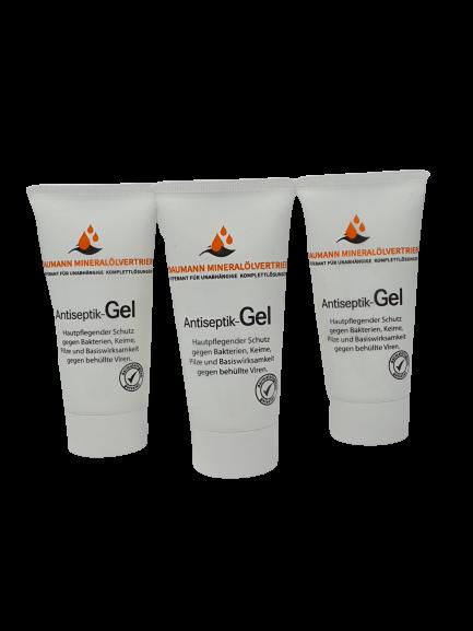 Antiseptik-Gel zur Hautdesinfektion - 50 ml Tube