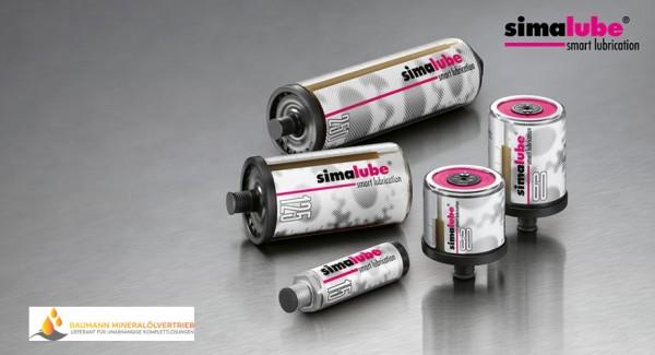 Simalube 15 ml mit halbflüssigem Fliessfett für die Lebensmitte - SL12 15