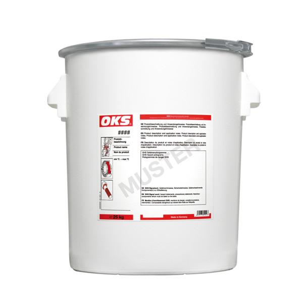 OKS 4100 MoS2 - 25 kg Hobbock Höchsttemperatur-Lagerfett