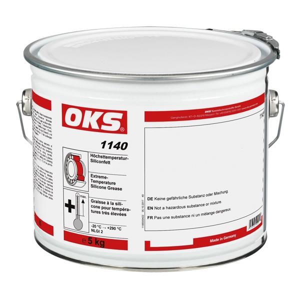 OKS 1140 Höchsttemperatur-Siliconfett 5 kg