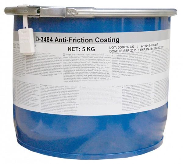 Molykote D-3484 im 5 kg/Eimer