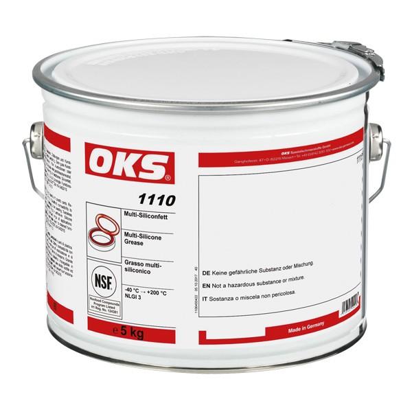 OKS 1110 Multi-Siliconfett 5 kg