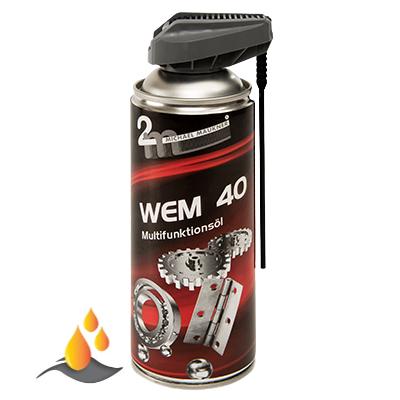 Maukner WEM 40 Multifunktionsöl mit Multikopf in 400 ml/Dose