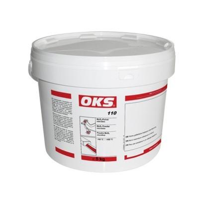OKS 110 MoS2 - Pulver für Maschinenelemente 5 kg